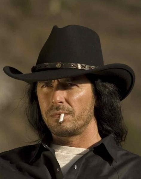 Cowboyhut Wollfilzhut schwarz