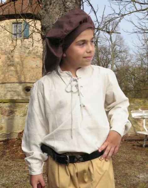 Mittelalterhemd für Jungs