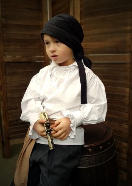 Piratenhemd Kinder Luxe