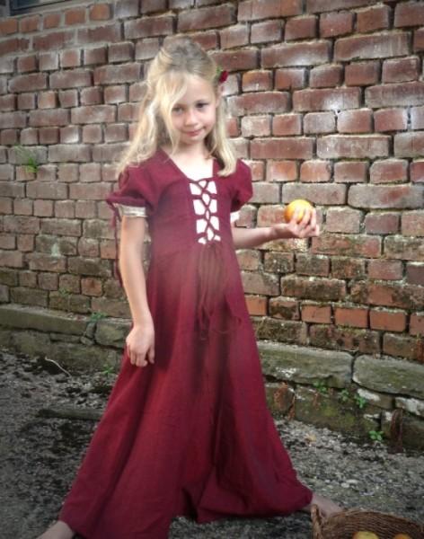 Mittelalterkleid La petite Marie