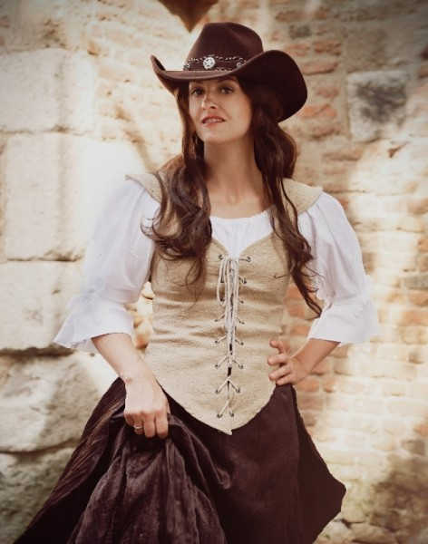Jacquard Mieder Cowgirl
