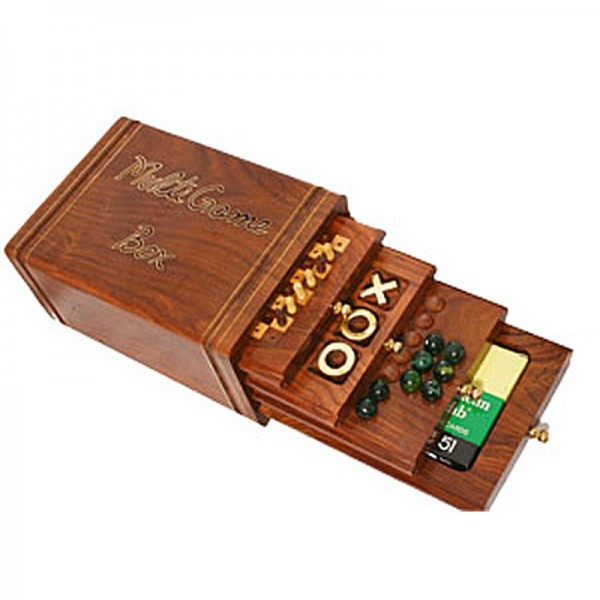 Mittelalter Game Box