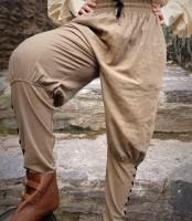 Hose mit Schnürung