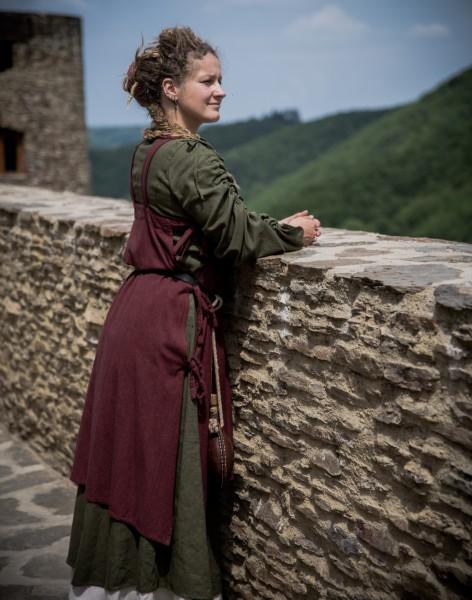 Überkleid Kräuterfrau Wikinger