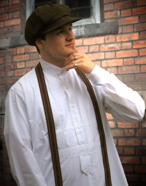 Hemd Steampunk Western