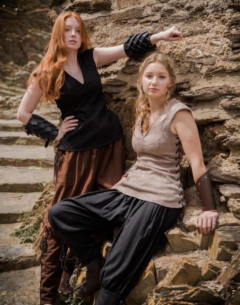 Drachen-Miederweste Damen