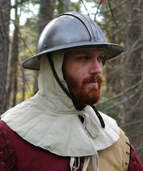Eisenhut für Ritter