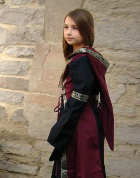 Kinderkleid Aurora Mittelalter