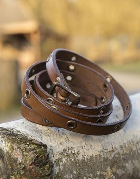 Leder Armband Multistrap