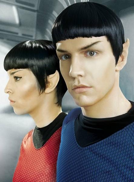 Starship Ohren handgefertigt