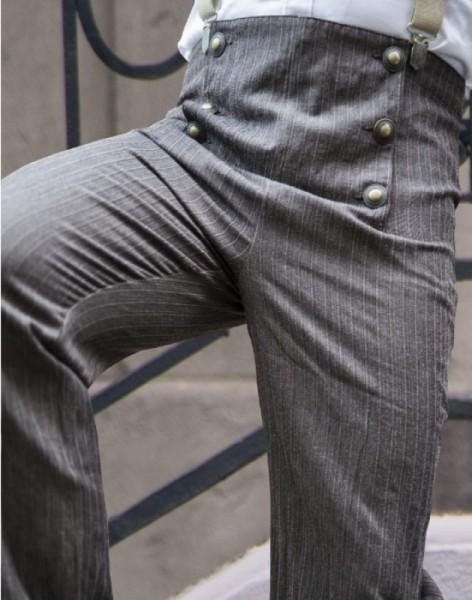 Gründerzeithose Stripes