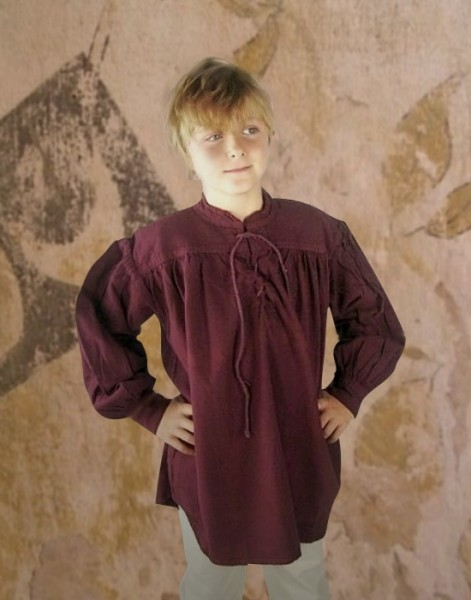 weites Mittelalterhemd