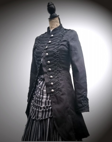 Piratenjacke Damen Steampunk