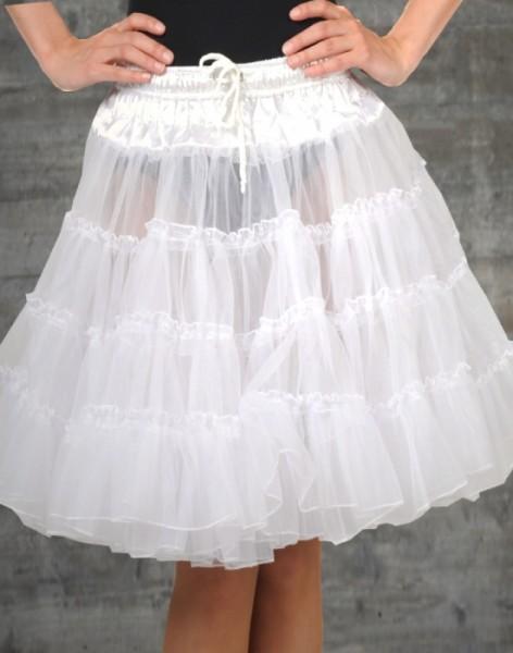 Petticoat Knielang