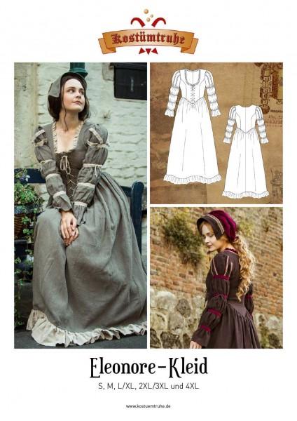 Schnittmuster Kleid Eleonore Gesinde