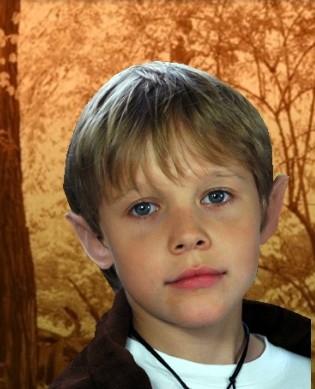 Elfchen-Pixieohren standard Kinder
