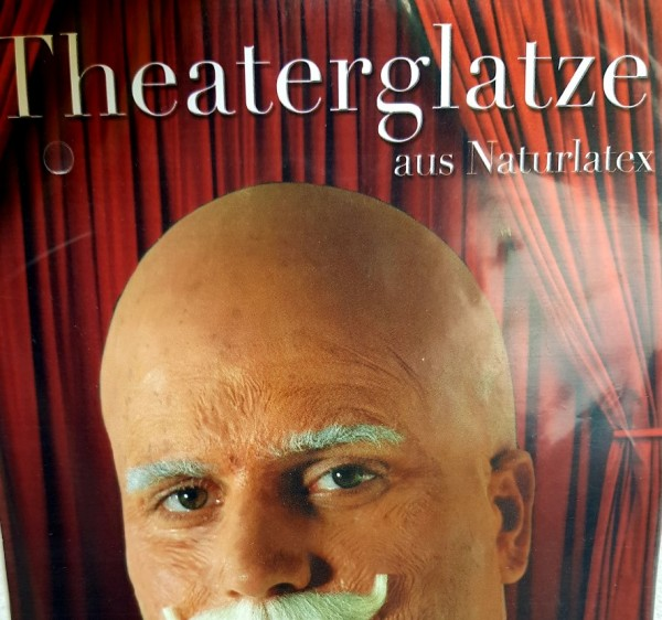 Glatze Theater Natur Latex