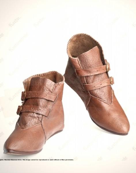 Mittelalter Schuhe Schnallen Ausverkauf