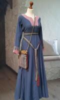 Unterkleid Wikingerkleid Gyda