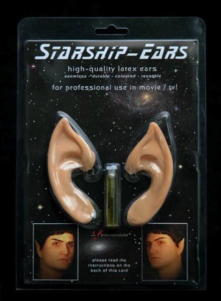 Starship Ohren
