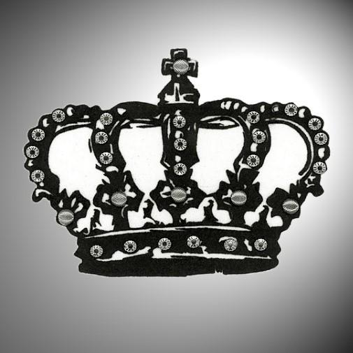 Schwarze Krone