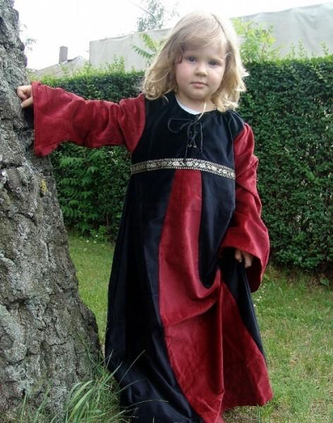 Kleid Princesita echter Samt