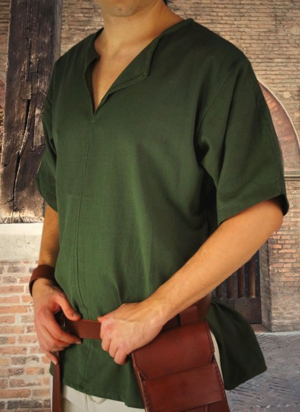 Kurzarm Wikinger Hemd