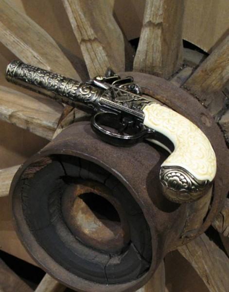 Pistole Tromblon 19,5cm