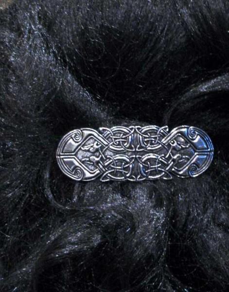mittelalterliche Haarspange keltisch