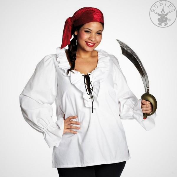 Piratenbluse Damen Karneval