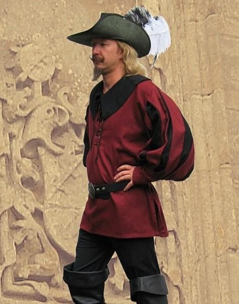 Landsknecht-Musketierhemd Athos