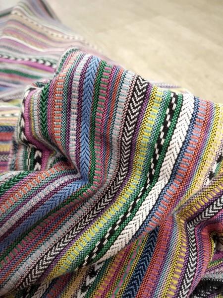 Stripes Stoff Baumwolle Wikinger