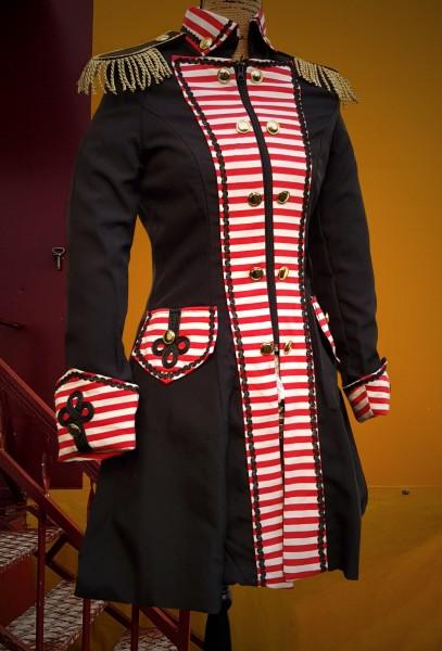 Mantel Ruut-wiess Damen