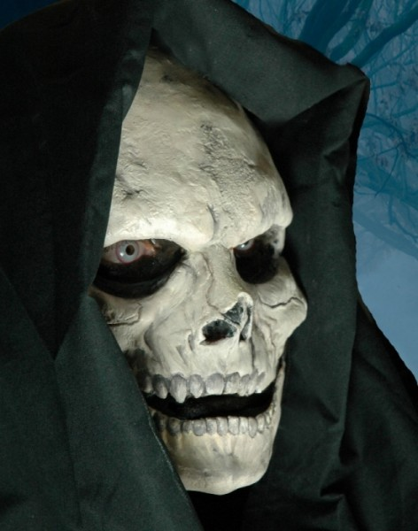 Maske Tod Skull Seelenräubermaske