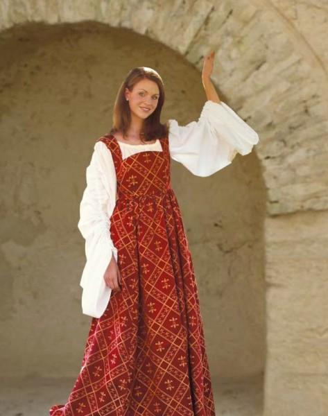 Kleid Prinzessin Fleur de Lis