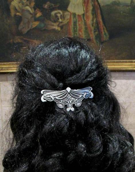 mittelalterliche Haarspange Elfen