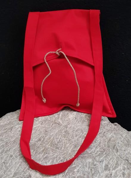 Tasche Triangle rot