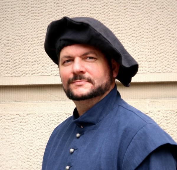 Barett Schotten Mittelalter