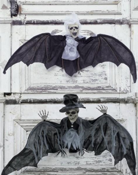 Zombie Hochzeitspaar Dekoration