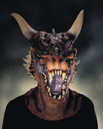Mythical Dragon Maske
