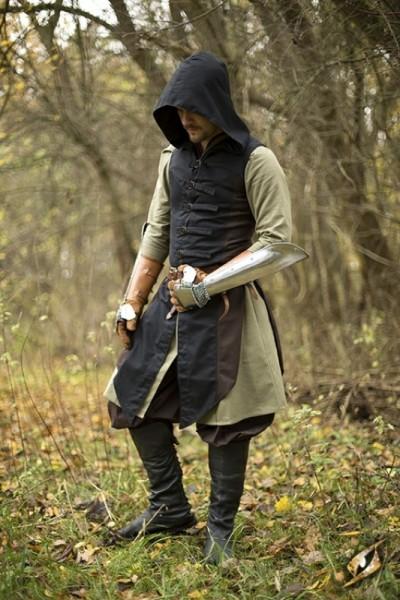 Fantasy Waffenrock Assassin