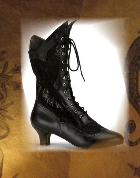Stiefel mit spitze Piratinnen hoch