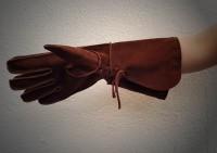 Falkner Handschuhe Wildleder
