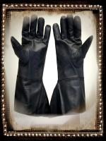 Leder Ritter Handschuhe leicht