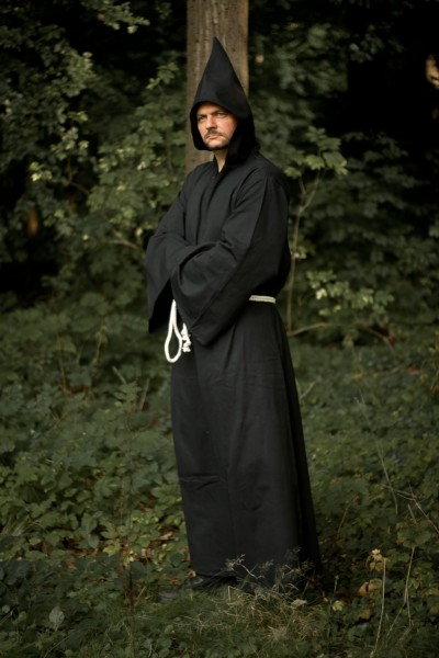 Schwarzer Mönch Seelenräuber
