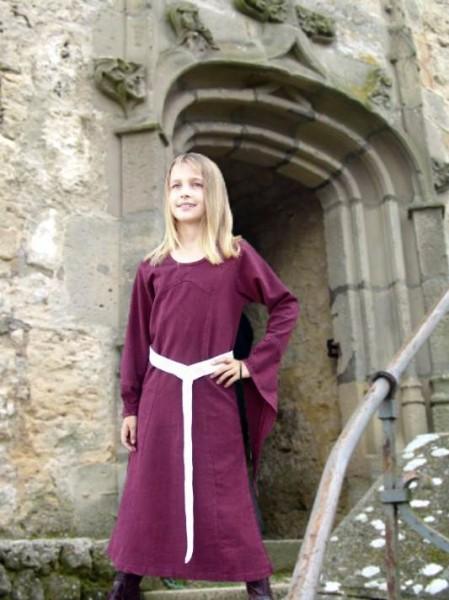 Mädchenkleid Mittelalter