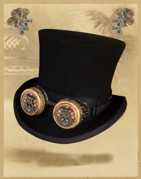 Steampunk Goggles Brille