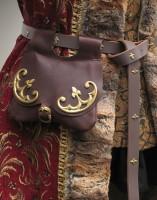 Nieren-Tasche des Spätmittelalters