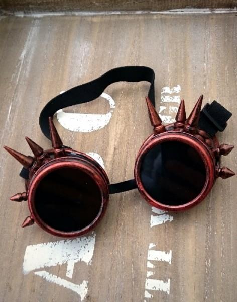 Goggles Brille Steampunk