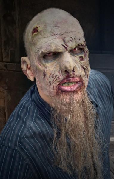 Zombie Bart Kunsthaar